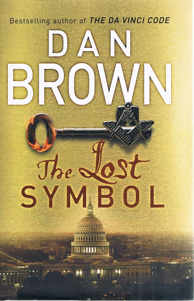 The Lost Symbol By Brown Dan Book Hard Cover Fiction